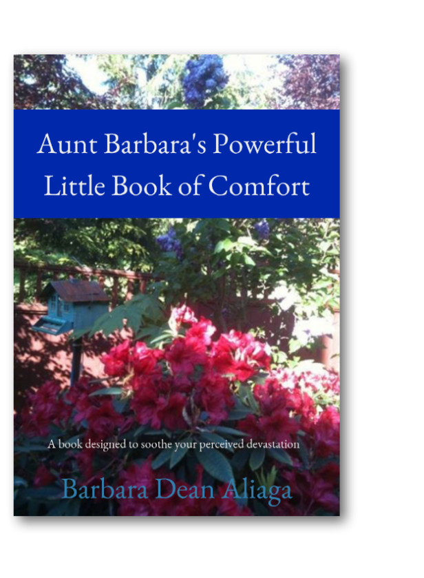Aunt Barbara's Powerful Little Book of Comfort