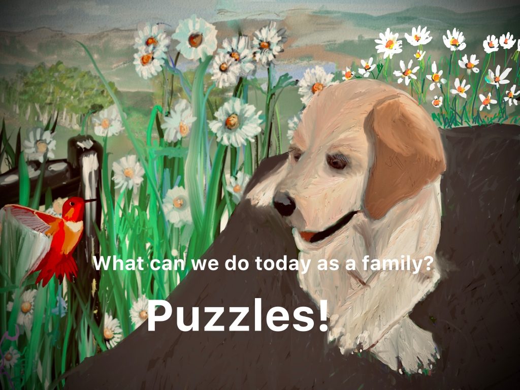 What can we do as a family?